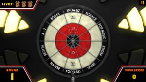 Bully's Category Board - Game Screenshot