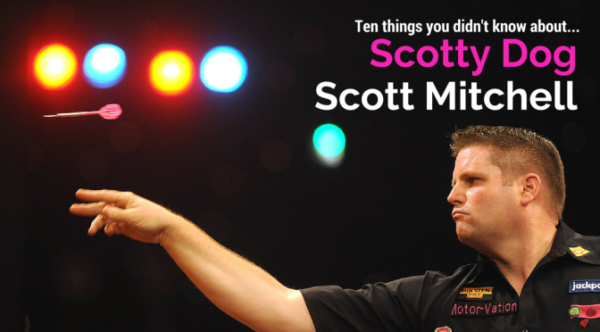 Ten Things You Didn't Know About… Scotty Dog Mitchell