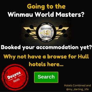 42nd Winmau World Masters