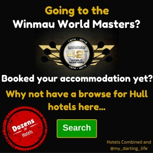 42nd Winmau World Masters