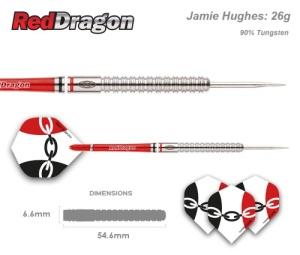 Yozza's Red Dragon Darts