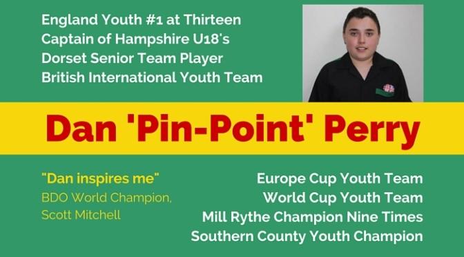 Dan Perry: Future World Champion?