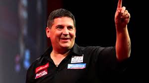 Gary Anderson has an 'easy'(!) route to the final.