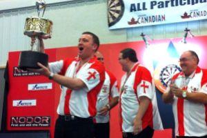 England men celebrating their 2013 win. Image: blackcode.rs