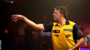 Jeff in action at Lakeside 2015. Image: Getty Images