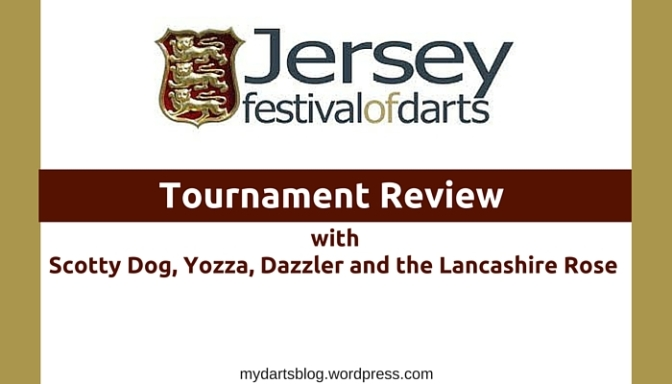 Jersey Festival of Darts