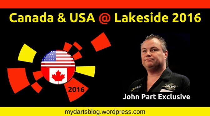 John Part Exclusive: North Americans at Lakeside 2016