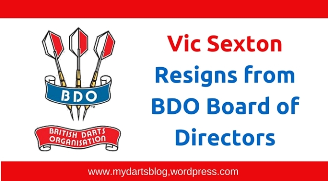 BDO: Vic Sexton Resigns from Board