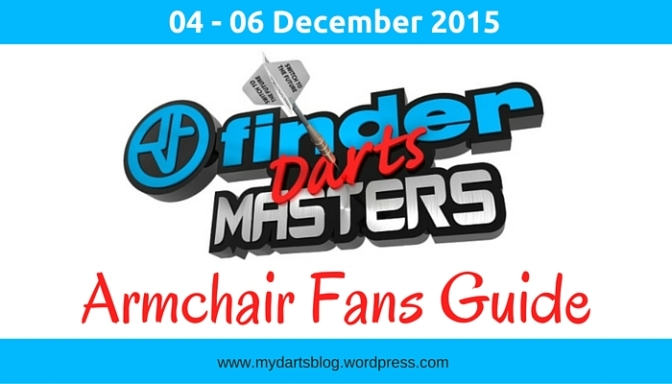 Finder Darts Masters: Armchair Fans Guide